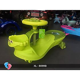 Xe lắc cho bé Broller BABY PLAZA XL-8099B bánh sáng đèn
