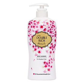 Sữa Tắm Double Rich Blooming Love Body Shower
