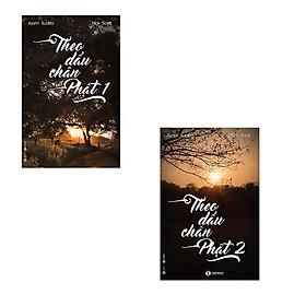 [Download Sách] Trọn bộ 2 tập Theo Dấu Chân Phật: Tập 1-2
