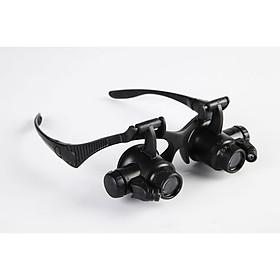 Kính lúp đeo mắt có đèn T2 9892G