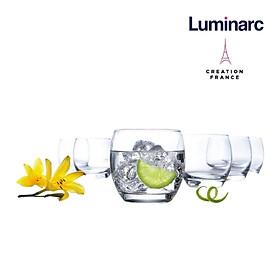 Bộ 6 ly thủy tinh thấp Luminarc Salto 320ml  -LUSAG2562