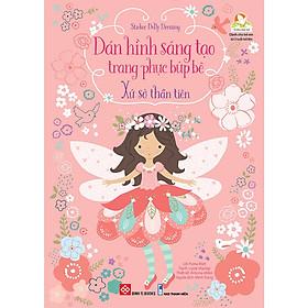 Sticker Dolly Dressing - Dán Hình Sáng Tạo Trang Phục Búp Bê - Xứ Sở Thần Tiên