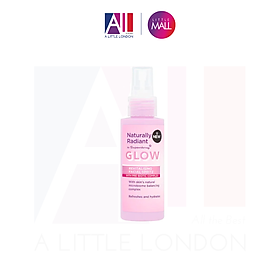 Nước hoa hồng dạng xịt Superdrug Glow Revitalising Facial Spritz 100ml