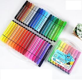 Bộ Bút nước tô màu học sinh , màu sắc tươi tắn, dễ dàng rửa sạch, an toàn cho người sử dụng.
