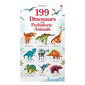 Usborne 199 Dinosaurs and Prehistoric Animals