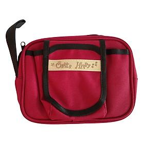 Túi Đựng Kèm Theo Địu Em Bé Hàn Quốc SINBII DL-RED (Đỏ)