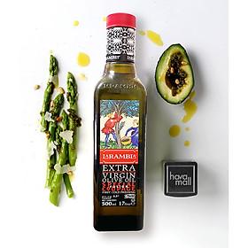 Dầu Oliu Ép Lạnh Nguyên Chất - Extra Virgin Olive Oil La Rambla