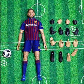 Mô hình tượng lưu niệm tượng cầu thủ Messi khớp linh động