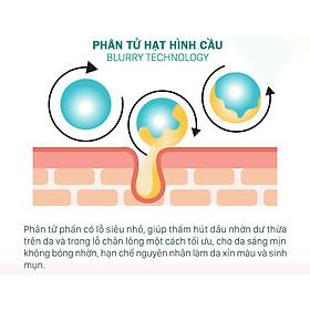 Phấn Phủ Kiềm Dầu Trong Suốt Cathy Doll Oil Control Film Pact 12G #Translucent (12g)-4