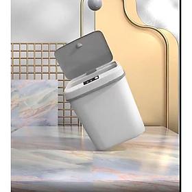 - Thùng rác tự động đóng mở - thùng đựng rác thông minh MỚI
