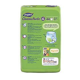 Tã Quần Drypers ClassicPantz Gói Đại XL44 (44 Miếng)-1