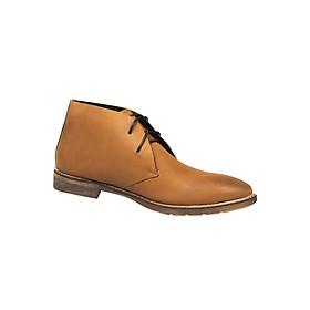 Giày Da Nam Menup Men-488 - Vàng Bò