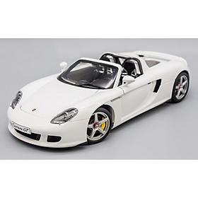 Xe Mô Hình Porsche Carrera Gt 1:18 Autoart - 78045aa2 (Trắng)