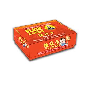 Flashcard - Flashcard Tiếng Trung - Thẻ Học Từ Vựng Tiếng Trung 34 - Phạm Dương Châu (Phiên bản có hình ảnh)