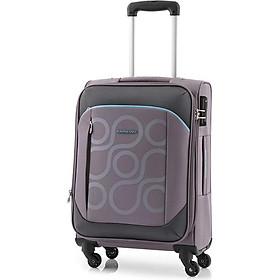 Vali vải Kamiliant Harita+ TSA : Khóa số tích hợp TSA Nội thất tổ chức phong phú Khóa kéo bảo mật SafePlux Bánh xe 360 độ êm nhẹ