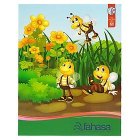 Bộ 3 Tập Học Sinh 100 Trang Fahasa - ĐL70 - Mẫu 2