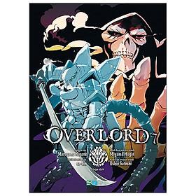 OVERLORD - Tập 7 (Phiên Bản Manga)