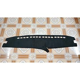 Thảm chống nóng taplo dành cho xe tải hyundai HD 72 thảm nhung 3 lớp đế chống trơn