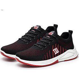Giày thể thao nam sneaker Đế Êm Chân Kiểu dáng cực ngầu trẻ trung mạnh mẽ năng động