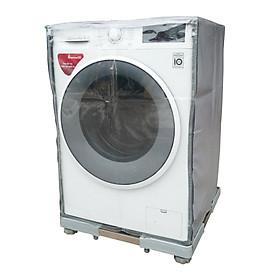 Vỏ bọc máy giặt máy sấy cửa ngang chất liệu da cao cấp