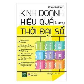 Cuốn Sách Kỹ Năng Làm Việc Để Thành Công: Kinh Doanh Hiệu Quả Trong Thời Đại Số / Tặng Bookmark Happy Life