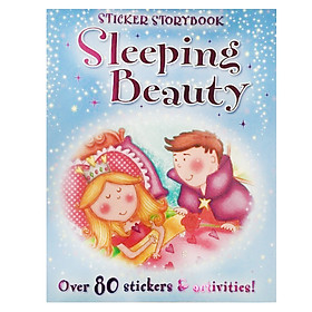 Sticker Storybook: Sleeping Beauty