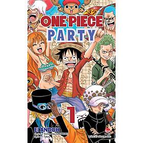 One Piece Party Tập 1 (Tái Bản 2020)
