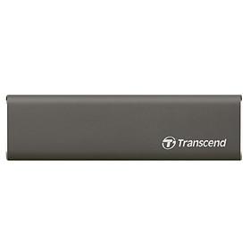 """Ổ Cứng Di Động SSD Transcend ESD250C 960GB 2.5"""" USB Type C - TS960GESD250C - Hàng Chính Hãng"""