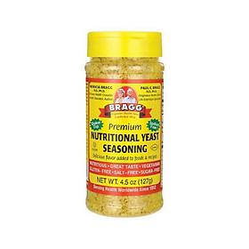 Nấm men Dinh Dưỡng Nutritional Yeast Bragg 127g - Nutritional Yeast Bragg 127g