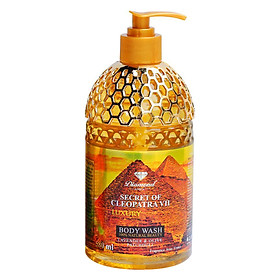 Sữa Tắm Nữ Secret Of Cleopatra VII Diamond Africa (580ml)
