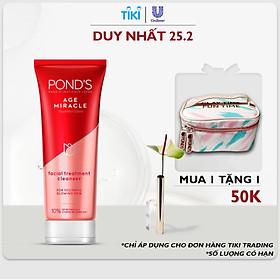 Sữa Rửa Mặt Ngăn Ngừa Lão Hóa Pond's Age Miracle (100g)
