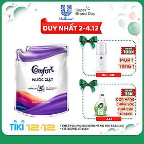 Nước Giặt Chống Lão Hóa Comfort Hương Thời Thượng Túi 3,1kg