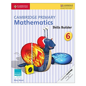 Cambridge Primary Mathematics 6: Skills Builders