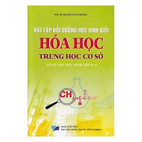 Bài Tập Bồi Dưỡng Học Sinh Giỏi Hóa Học THCS