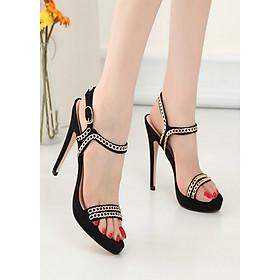 Hình đại diện sản phẩm Giày cao gót Rome - CG393