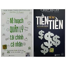 Bộ 2 cuốn Kế hoạch quản lý tài chính cá nhân+Tiền đẻ ra tiền tv