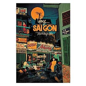 Vọng Sài Gòn - Trác Thúy Miêu ( Tặng Kèm Sổ Tay )