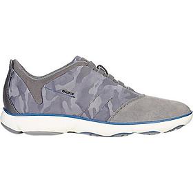 Giày Sneakers Nam GEOX U NEBULA B DK GREY