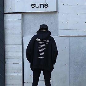 áo hoodie nam chất SRHD29
