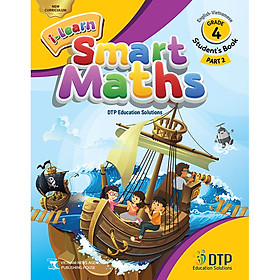i-Learn Smart Maths Grade 4 Student's Book Part 2 (ENG-VN)