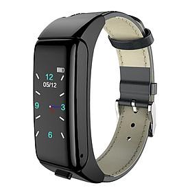 Đồng hồ đeo tay thông minh Bluetooth V4.0 giúp đo nhịp tim theo dõi sức khỏe