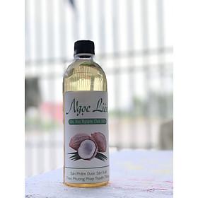 Dầu dừa nguyên chất Ngọc Liên 500ml