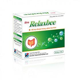 Thực phẩm chức năng Relaxbee bổ sung chất xơ người táo bón