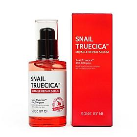 Tinh Chất Dưỡng Phục Hồi, Cải Thiện Vết Thâm, Sẹo, Làm Dịu Da Some By Mi Snail Truecica Miracle Repair Serum 50ml