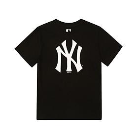 ÁO [Kids] Mlb Back Big Logo T-Shirt New York Yankees
