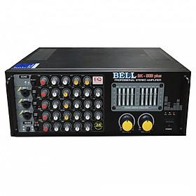 Âmpli karaoke và nghe nhạc 16 sò Bell BK - 88S Plus