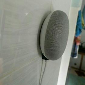 Nút gài google home mini ( gắn tường) in 3D