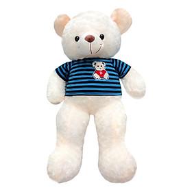 Gấu Bông Teddy Ichigo Shop (75cm) – Kem