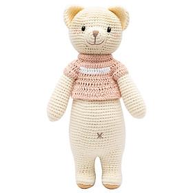 Gấu Lizzie Mũm Mĩm - The Chubby Lizzie - WT-179ACR-F-L