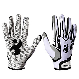 Batting Gloves Unisex Baseball Softball Batting Gloves Anti-slip Batting Gloves For Adults-0